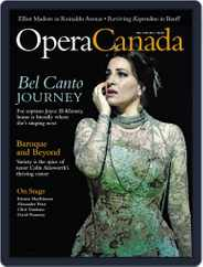 Opera Canada (Digital) Subscription August 21st, 2017 Issue