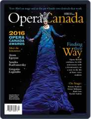 Opera Canada (Digital) Subscription October 27th, 2016 Issue