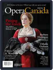 Opera Canada (Digital) Subscription March 1st, 2016 Issue