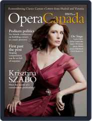 Opera Canada (Digital) Subscription May 1st, 2015 Issue