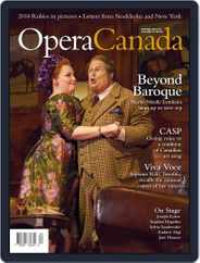 Opera Canada (Digital) Subscription January 12th, 2015 Issue