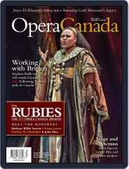 Opera Canada (Digital) Subscription October 4th, 2013 Issue