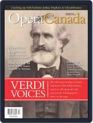 Opera Canada (Digital) Subscription July 15th, 2013 Issue
