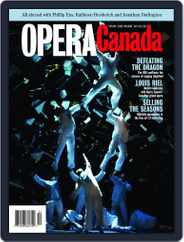 Opera Canada (Digital) Subscription December 10th, 2012 Issue