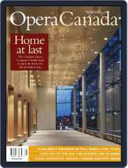 Opera Canada (Digital) Subscription July 23rd, 2012 Issue