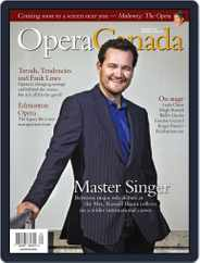 Opera Canada (Digital) Subscription March 29th, 2011 Issue
