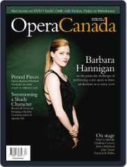 Opera Canada (Digital) Subscription December 29th, 2010 Issue