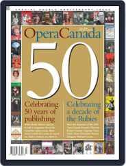Opera Canada (Digital) Subscription October 16th, 2009 Issue