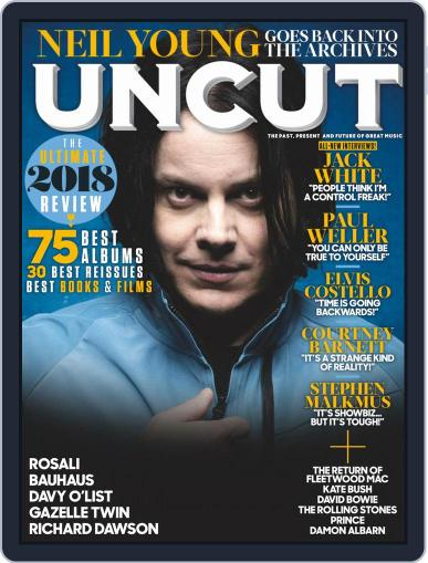 UNCUT January 1st, 2019 Digital Back Issue Cover