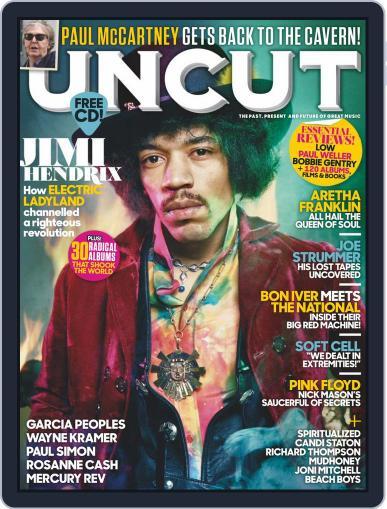 UNCUT October 1st, 2018 Digital Back Issue Cover