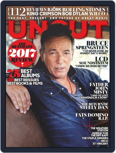 UNCUT January 1st, 2018 Digital Back Issue Cover