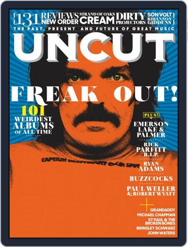 UNCUT March 1st, 2017 Digital Back Issue Cover