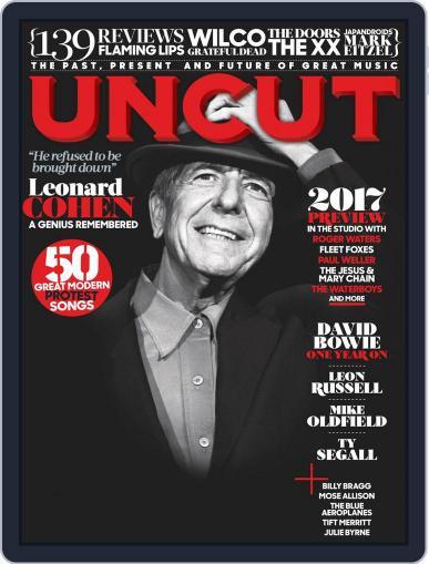 UNCUT February 1st, 2017 Digital Back Issue Cover