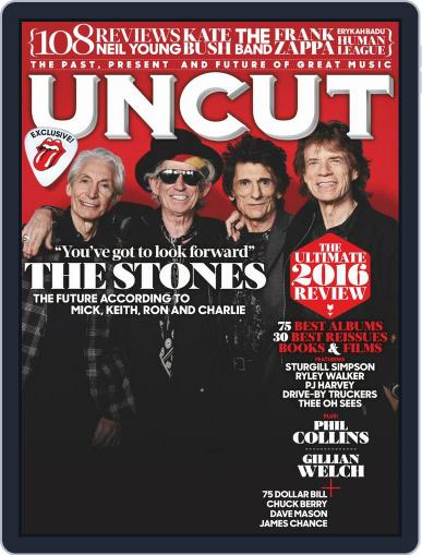 UNCUT January 1st, 2017 Digital Back Issue Cover