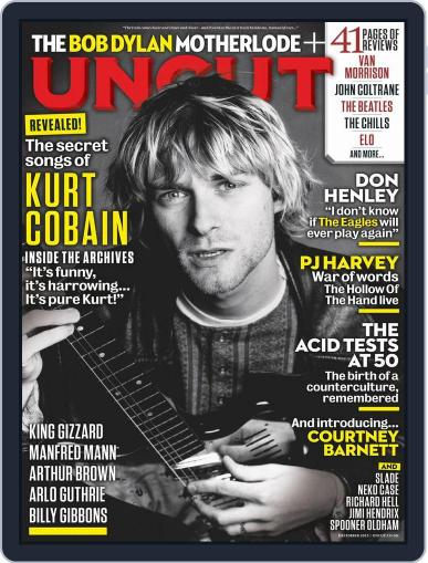 UNCUT October 26th, 2015 Digital Back Issue Cover