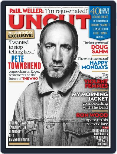 UNCUT April 27th, 2015 Digital Back Issue Cover