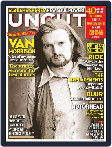 UNCUT March 23rd, 2015 Digital Back Issue Cover