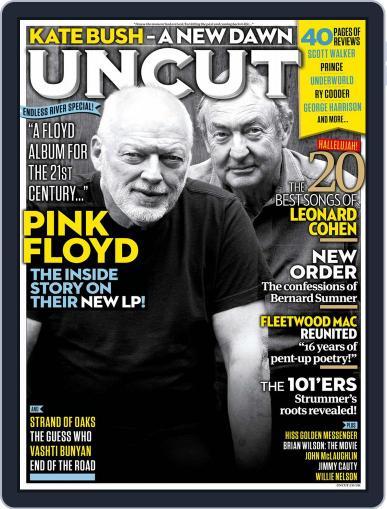 UNCUT September 23rd, 2014 Digital Back Issue Cover