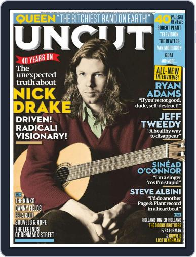 UNCUT August 25th, 2014 Digital Back Issue Cover