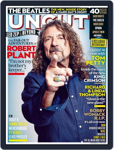 UNCUT July 28th, 2014 Digital Back Issue Cover