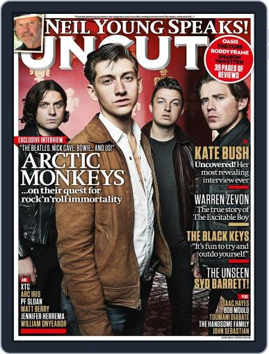 UNCUT April 24th, 2014 Digital Back Issue Cover
