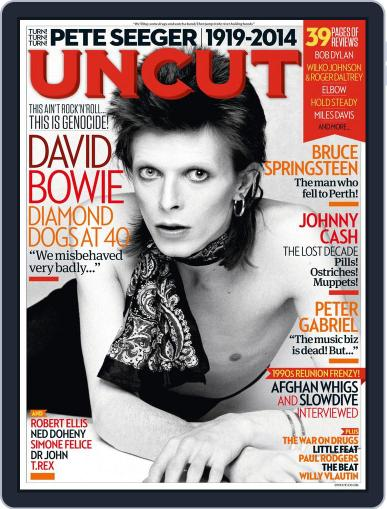 UNCUT February 27th, 2014 Digital Back Issue Cover