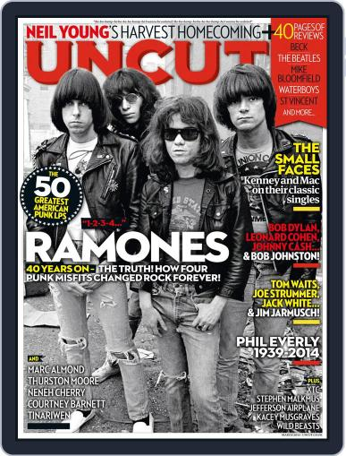 UNCUT January 30th, 2014 Digital Back Issue Cover