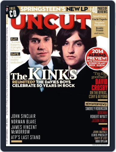 UNCUT January 2nd, 2014 Digital Back Issue Cover