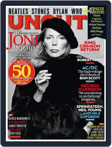 UNCUT October 28th, 2013 Digital Back Issue Cover