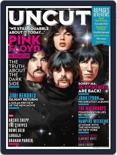 UNCUT October 1st, 2013 Digital Back Issue Cover