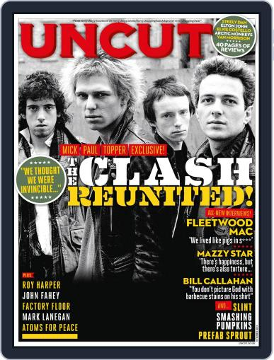 UNCUT August 28th, 2013 Digital Back Issue Cover