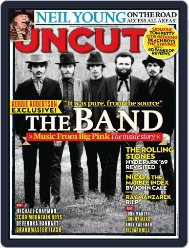 UNCUT July 3rd, 2013 Digital Back Issue Cover