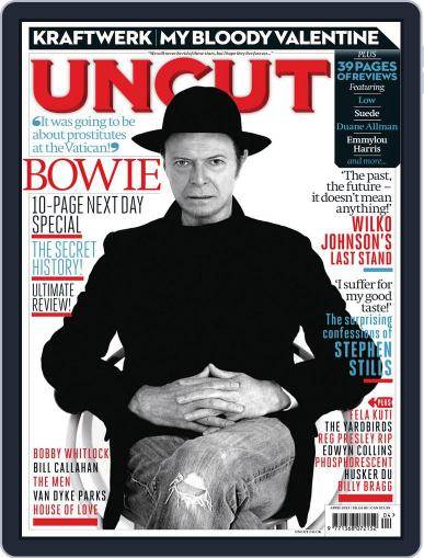 UNCUT February 27th, 2013 Digital Back Issue Cover
