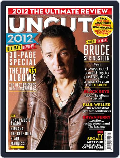 UNCUT November 27th, 2012 Digital Back Issue Cover