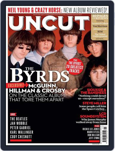 UNCUT September 24th, 2012 Digital Back Issue Cover