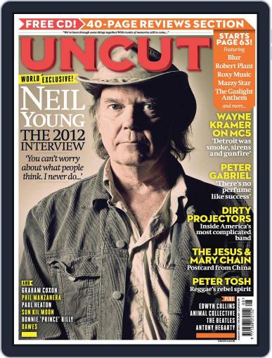 UNCUT July 1st, 2012 Digital Back Issue Cover