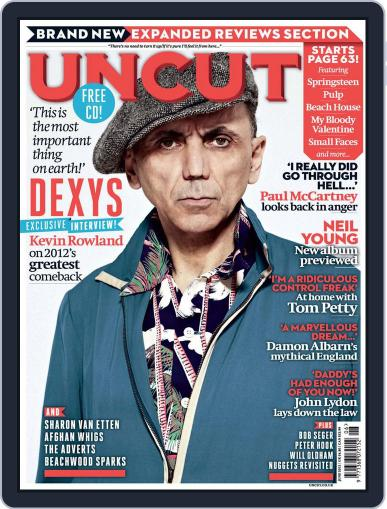 UNCUT April 25th, 2012 Digital Back Issue Cover