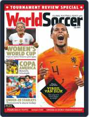 World Soccer (Digital) Subscription July 1st, 2019 Issue