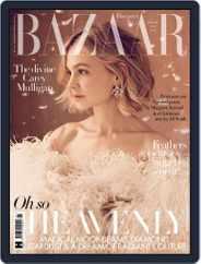 Harper's Bazaar UK (Digital) Subscription January 1st, 2018 Issue