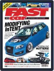 Fast Car (Digital) Subscription December 1st, 2019 Issue