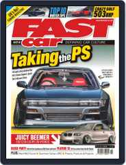 Fast Car (Digital) Subscription November 1st, 2019 Issue
