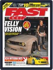 Fast Car (Digital) Subscription October 1st, 2019 Issue