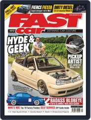 Fast Car (Digital) Subscription September 1st, 2019 Issue