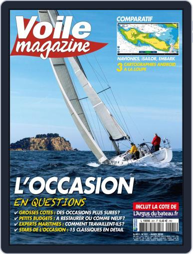 Voile March 1st, 2020 Digital Back Issue Cover