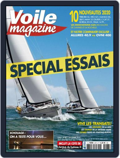 Voile November 1st, 2019 Digital Back Issue Cover