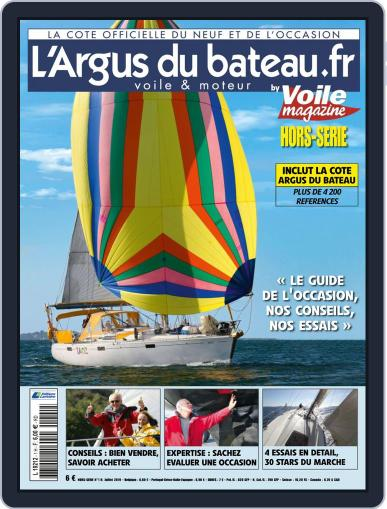 Voile July 1st, 2019 Digital Back Issue Cover