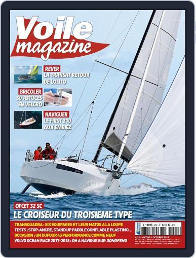 Voile October 1st, 2017 Digital Back Issue Cover