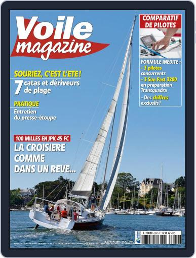 Voile August 1st, 2017 Digital Back Issue Cover