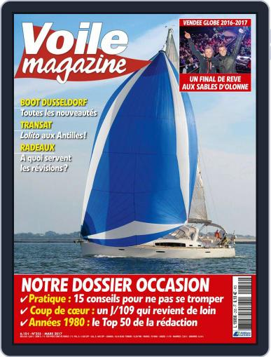 Voile March 1st, 2017 Digital Back Issue Cover