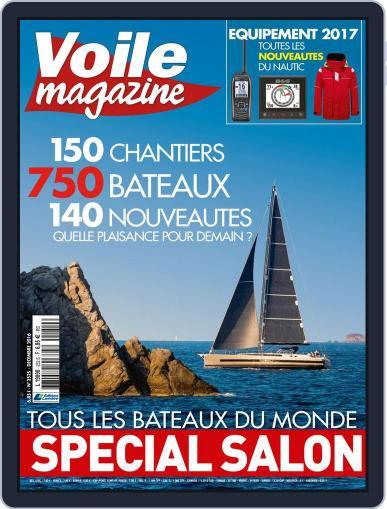 Voile December 1st, 2016 Digital Back Issue Cover